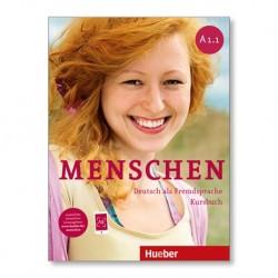 Menschen A1.1 Kursbuch AR (L.alum....