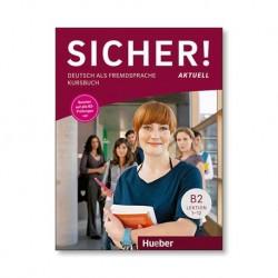 Sicher aktuell B2 Kursbuch (alum.)