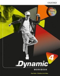 Dynamic 4 Workbook Pack Eso