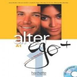 Alter Ego Plus A1 Livre d'Eleve + Cd