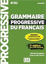 Grammaire Progressive Français Avancé