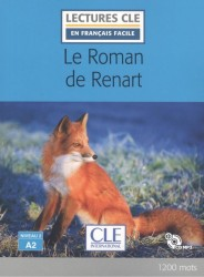 Le Roman de Renart +Cd A2