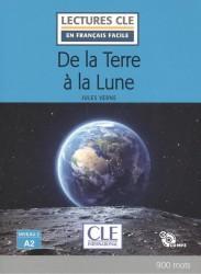 De la Terre à la Lune +Cd A2
