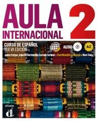 Aula Internacional 2 Alumno +Cd A2