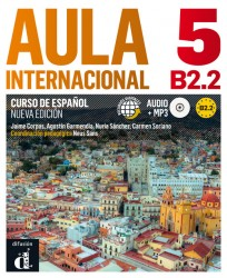 Aula Internacional 5 +Cd B2.2
