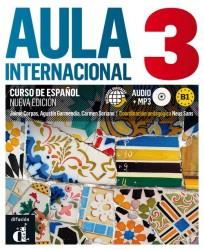 Aula Internacional 3 Alumno +Cd B1
