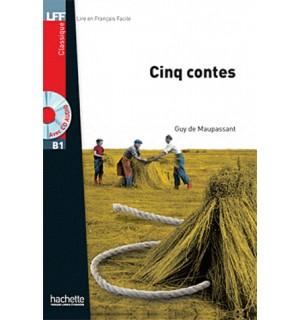 CINQ CONTES + CD
