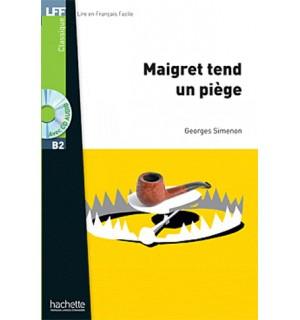 MAIGRET TEND UN PIEGE + CD