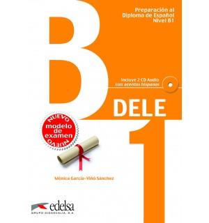 PREPARACION AL DELE 1 (+CD AUDIO)