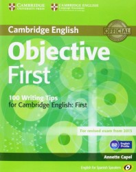 Objective First Student's Book +...