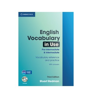english vocabulary in use pre-intermediate and intermediate third edition pdf