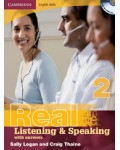 CAMBRIDGE ENGLISH SKILLS REAL LISTENING & SPEAKING 2 WITH ANSWERS + AUDIO CD