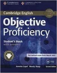 Objective Proficiency Student's...