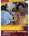 CAMBRIDGE ENGLISH SKILLS REAL LISTENING & SPEAKING 3 WITH ANSWERS + AUDIO CD