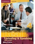 CAMBRIDGE ENGLISH SKILLS REAL LISTENING & SPEAKING 4 WITH ANSWERS + AUDIO CDS