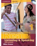 CAMBRIDGE ENGLISH SKILLS REAL LISTENING & SPEAKING 1 WITH ANSWERS + AUDIO CDS