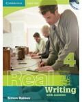 CAMBRIDGE ENGLISH SKILLS REAL WRITING 4 WITH ANSWERS + AUDIO CD