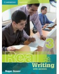 CAMBRIDGE ENGLISH SKILLS REAL WRITING 3 WITH ANSWERS + AUDIO CD