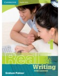 CAMBRIDGE ENGLISH SKILLS REAL WRITING 1 WITH ANSWERS + AUDIO CD