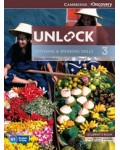 UNLOCK 3 LISTENING & SPEAKING SKILLS STUDENT S BOOK WITH ONLINE WORKBOOK