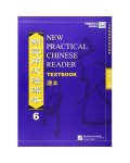 NEW PRACTICAL CHINESE READER 6 TEXTBOOK