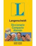 LANGENSCHEIDT DICCIONARIO COMPACTO ALEMAN