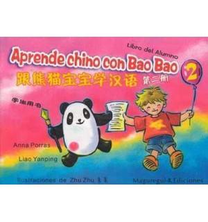 APRENDE CHINO CON BAO BAO 2 ALUMNO