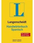 LANGENSCHEIDT HANDWORTERBUCH SPANISCH