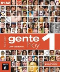 Gente Hoy 1 Libro del Alumno + Cd