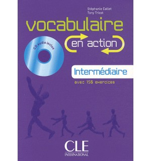VOCABULAIRE EN ACTION INTERMEDIAIRE + CD