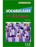 VOCABULAIRE EN DIALOGUES NIVEAU INTERMEDIAIRE + CD