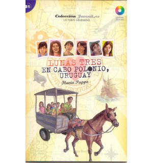 LUNAS TRES EN CABO POLONIO, URUGUAY (+CD)