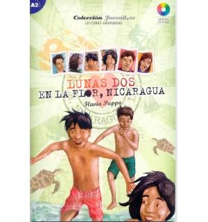 LUNAS DOS EN LA FLOR, NICARAGUA (+CD)