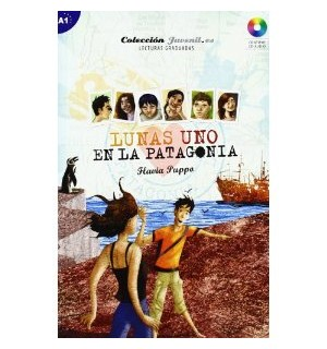 LUNAS UNO EN LA PATAGONIA (+CD)