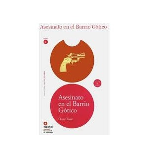 ASESINATO EN EL BARRIO GOTICO (+CD)