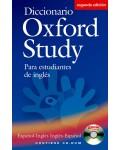 DICCIONARIO OXFORD STUDY PARA ESTUDIANTES DE INGLES (+CD)