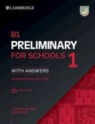 B1 Preliminary for Schools 1 + Key...