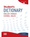 STUDENT S DICTIONARY ENGLISH-SPANISH/ESPAÑOL-INGLES (+CDROM)
