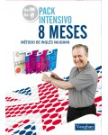 PACK INTENSIVO 8 MESES INGLES