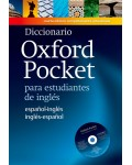DICCIONARIO OXFORD POCKET PARA ESTUDIANTES DE INGLES (+CDROM)