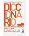 DICCIONARIO DE TERMINOS DE CALZADO INGLES-ESPAÑOL ESPAÑOL-INGLES