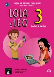Lola y Leo Paso a Paso 3 Alumno