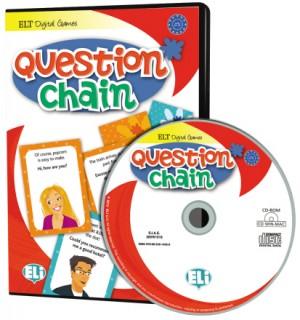 QUESTION CHAIN ELT DIGITAL GAMES ENGLISH