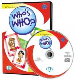 WHO S WHO? ELT DIGITAL GAMES ENGLISH
