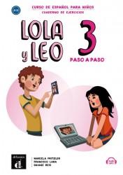 Lola y Leo Paso a Paso 3 Ejercicios