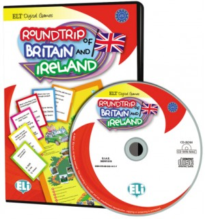 ROUNDTRIP OF BRITAIN AND IRELAND ELT DIGITAL GAMES ENGLISH