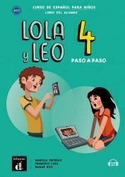 Lola y Leo Paso a Paso 4 Alumno