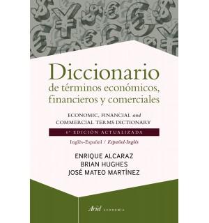 DICCIONARIO DE TERMINOS ECONOMICOS FINANCIEROS Y COMERCIALES