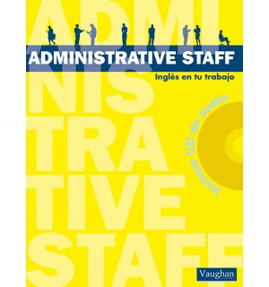 ADMINISTRATIVE STAFF (+CD)