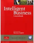 INTELLIGENT BUSINESS ELEMENTARY COURSEBOOK (+CD)